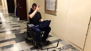 роботизированное кресло youtube