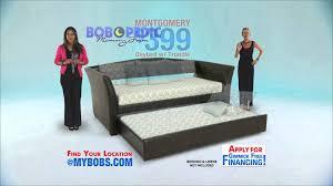 Bobs Furniture Mattress Montgomery Daybed Bob 39 S Discount Furniture Bobs Furniture