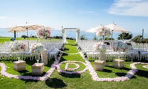 Outdoor Wedding Venues San Diego San Diego Beach Weddings L U0027auberge Del Mar L U0027bliss Blog