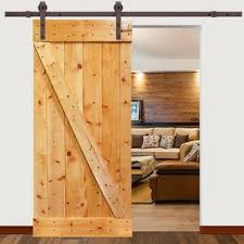 Barn Door Interior Interior Sliding Barn Door