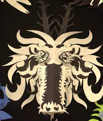 paper dragons cut paper dragons inspired tales of a k 8 room