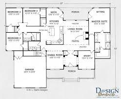 1500 Sq Ft Ranch House Plans 10 2200 Square Foot Bungalow House Plans Ranch Home Vibrant
