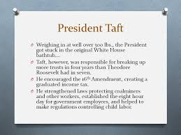 President Who Got Stuck In Bathtub The Gilded Age And Progressive Reforms Ppt Video Online Download