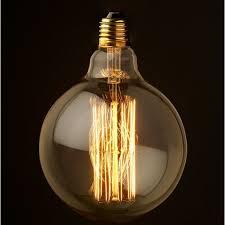 edison medium globe bulb