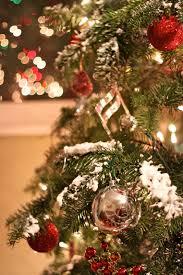 mockingbird cottage homemade christmas tree flocking