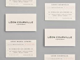 new brand identity for léon courville by lg2 boutique bp o