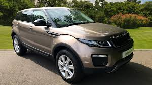 lamb land rover used land rover range rover evoque 2 0 ed4 se tech 5dr 2wd diesel