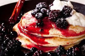 pan cake topper berry pancake topper dairy