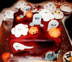 Scary Halloween Cakes by Halloween Party Jojos Cakes Blog