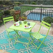 Bistro Patio Table And Chairs Set 3 Piece Folding Bistro Set U2013 Mobiledave Me