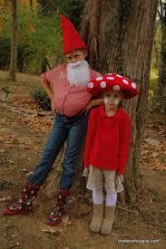 Lawn Gnome Halloween Costume Gnome Mushroom Costumes Photo Melanie Acevedo Parent