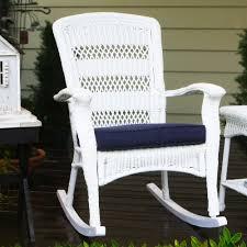 Benjamin Franklin Rocking Chair Lovely Wicker Rocking Chair U2014 Modern Home Interiors