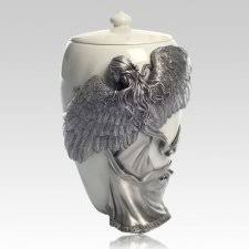 cremation urns for adults religious urns angel jesus or cross funeral cremation urns