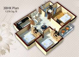 1376 sq ft 3 bhk 2t apartment for sale in laxmi enclave pahala