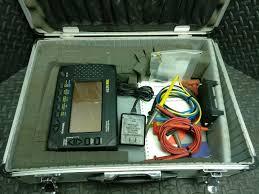 tektronix thm565 tek meter true rms multimeter oscilloscope