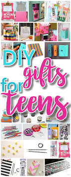 the best diy gifts for tweens and best easy