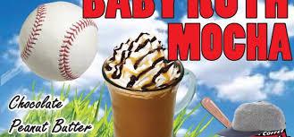 cruisin coffee baby ruth mocha