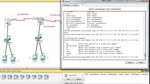 tutorial cisco packet tracer 5 3 configuring cisco extended acl extended named access control list