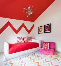Bedroom  Chevron Bedroom Ideas With Chevron Stripes And Bright - Chevron bedroom ideas