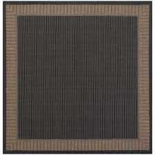 Square Indoor Outdoor Rugs Square Flat Woven Outdoor Rugs Rugs The Home Depot