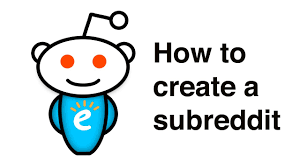 how to create your own subreddit youtube