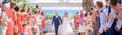 book your wedding day in nissi beach hotel ayia napa