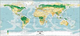 Map Of Thw World by Geoatlas Thematic Maps World Forests Map Map City