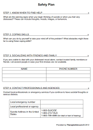 safety agenda template