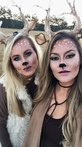 Diy Halloween Makeup Ideas Top 25 Best Deer Makeup Ideas On Pinterest Deer Costume Diy