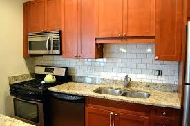 tumbled marble subway tile backsplash bathroom sink ideas kitchen