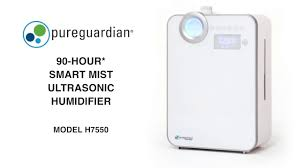 pureguardian h7550 ultrasonic humidifier free shipping sylvane