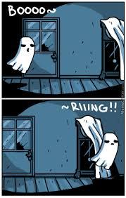 Ghost Meme - being a ghost by raze meme center