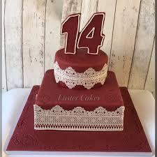 anniversary cake 14th anniversary cake luster cakes best cake maker decorator