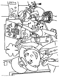 download coloring pages st patricks coloring pages st patrick u0027s