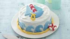 nautical cake nautical cake recipe bettycrocker