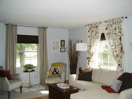 hanging curtains high simply chic