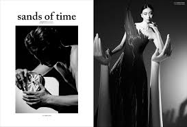 Black And White Drama by Sands Of Time Drama Magazine