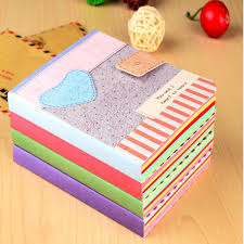 colored writing paper overvalue colorful cute heart notebook hardback writing paper overvalue colorful cute heart notebook hardback writing paper diary journal memo notepad color randomly school office stationery in notebooks from office