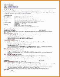 exle resume for application excel resume template microsoft excel resume sle free resume