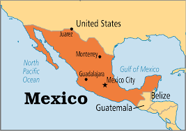 mexico in the world map mexico operation world
