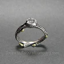 nature inspired engagement rings nature wedding rings wedding corners