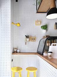 pegboard ideas kitchen kitchen storage organization pegboard kitchen backsplash ideas