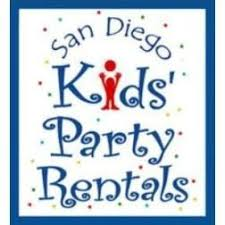 party rentals san diego san diego kids party rentals sdkidsparties on
