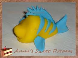 step step flounder mermaid cake decorating