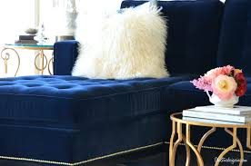 exotic blue tufted couch u2013 vrogue design