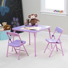 Table And Chair Sets Showtime Childrens Folding Table And Chair Set Hayneedle