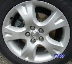 toyota corolla 2005 rims 2005 toyota corolla oem factory wheels and rims
