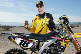 pro motocross riders rockstar energy racing goes beyond the finish line chaparral
