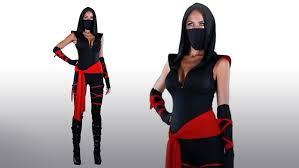 Ninja Halloween Costumes Toddlers Deadly Ninja Costume