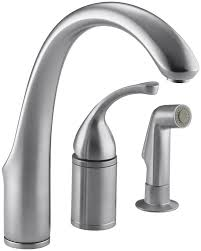 Kitchen Faucets Kohler Kohler K 10430 G Forte Single Control Remote Valve Kitchen Sink